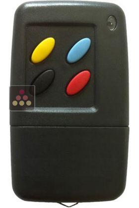 Remote Control For Temperature Setting For Dometic Minibar