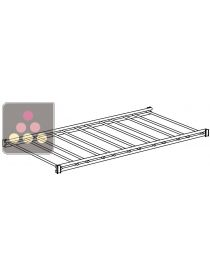 Straight fixed shelf for Atelier du Vin rack Mass, Standard or Smart L'ATELIER du VIN