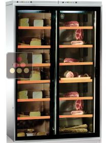 Combined delicatessen & cheese cabinet - up to 180kg capacity CALICE