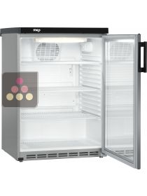 Single temperature cheese cabinet MEP