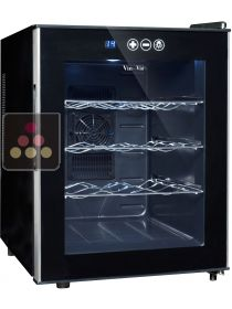 Single temperature wine cooling cabinet VIN sur VIN