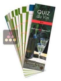 Organic Wine Quiz - 100 questions and answers