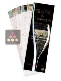 Champagne Quiz - 100 questions and answers