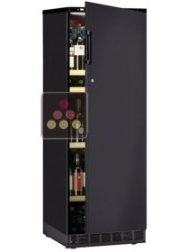 Multi temperature built in wine service and storage cabinet CALICE