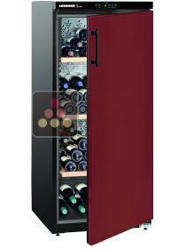 Single-temperature wine cabinet for ageing & storage LIEBHERR