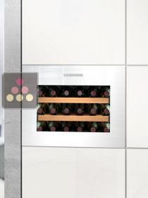 Single-temperature wine cabinet for storage or service - can be fitted LIEBHERR