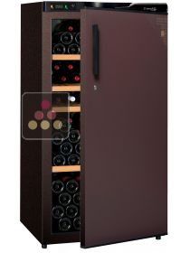 Single temperature wine ageing cabinet CLIMADIFF