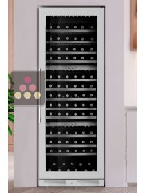 Triple temperature wine storage and service cabinets - Can be fitted LE CHAI