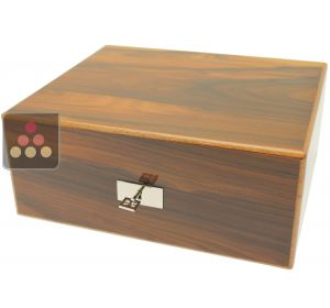 Cigar humidor with rosewood finishing Ma Cave à Cigares