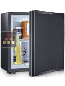 Silent minibar with solid door - can be fitted - 23L