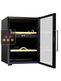 Cheese cabinet - dual temperature storage La SOMMELIERE