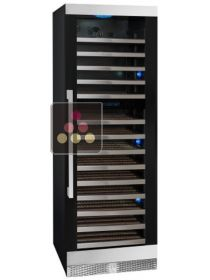 Dual temperature built in wine service cabinet CLIMADIFF