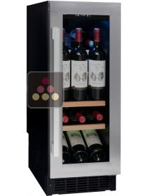 Single temperature built-in wine service cabinet AVINTAGE