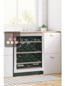 Single temperature built-in wine service or storage cabinet AVINTAGE