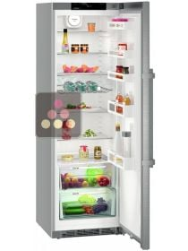 Single door freestanding fridge 390L LIEBHERR