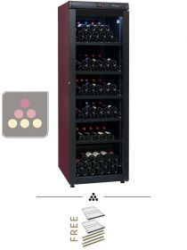 Single temperature wine ageing or service cabinet  CLIMADIFF