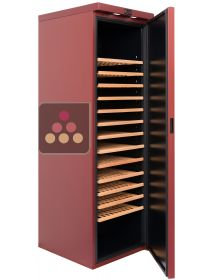 Single-temperature wine cabinet for ageing or service CAVISS