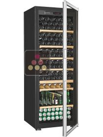 Multi-Purpose Ageing and Service Wine Cabinet for fresh drink ARTEVINO