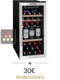 Single temperature wine service cabinet La SOMMELIERE