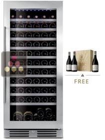 Single temperature wine service or storage cabinet - Can be fitted LE CHAI