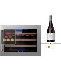 Single temperature built in wine service cabinet LE CHAI