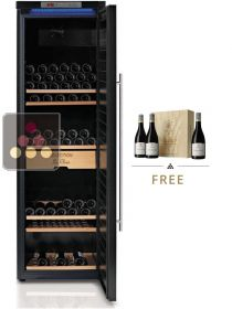 Single temperature wine ageing cabinet with humidity control LE CHAI