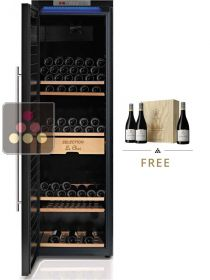 Single temperature wine ageing cabinet with humidity control - Left-hinged door LE CHAI