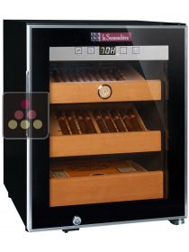 Single Temperature Cigar Humidor with ajustable humidity La SOMMELIERE
