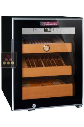 Single Temperature Cigar Humidor with ajustable humidity