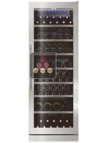 Multi-temperature wine service and/or storage cabinet LE CHAI