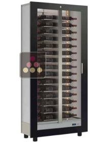 Built-in multi-purpose wine cabinet for storage or service - 120 bottles CALICE DESIGN
