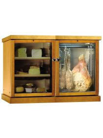 Combined delicatessen and cheese cabinet CALICE