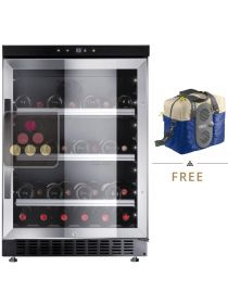 Mono-temperature Wine Cabinet for preservation or service - can be built-in DOMETIC