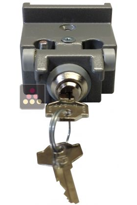 Old models Door lock for cold rooms and FKS products Wine