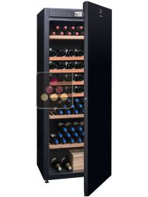 Single-temperature wine cabinet for ageing or service - Adjustable hygrometry AVINTAGE