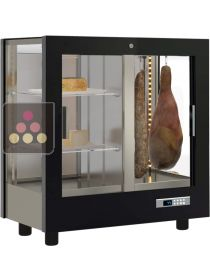 3-sided refrigerated display cabinet for delicatessen or/and cheese CALICE DESIGN