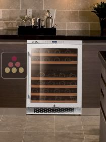 Dual temperature Wine Cabinet for service - can be built-in under a counter LE CHAI