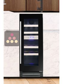 Dual temperature built in wine service cabinet - 78cm Door LE CHAI