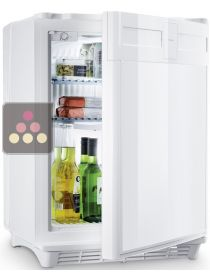 Wheeled 40L mini-bar fridge with a non refrigerated crate  DOMETIC