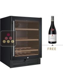 Single temperature Wine Cabinet for service - can be built-in under a counter LE CHAI