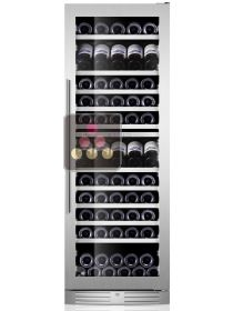 Dual temperature wine service and/or storage cabinet  LE CHAI