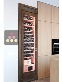 Single temperature wine ageing cabinet - built in Ma Cave à Vin