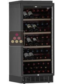 Single-temperature built-in wine cabinet for storage or service CALICE