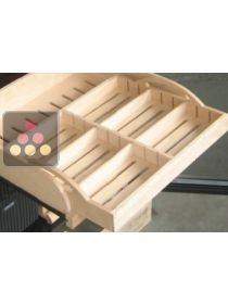 Wooden removable tray for Calice cigar humidor CALICE