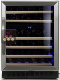 Dual temperature built in wine cabinet - Second choice DOMETIC