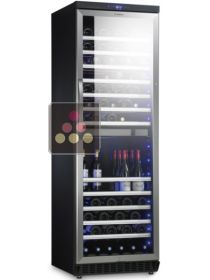 Dual temperature built in wine cabinet for storage and/or service - Second Choice DOMETIC