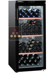 Single temperature wine storage or service cabinet - Second choice LIEBHERR