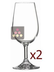 Set of 2 glasses - Verre 45/65 L'ATELIER du VIN
