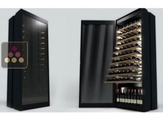 ELLEMME contemporary wine cabinet for service or storage