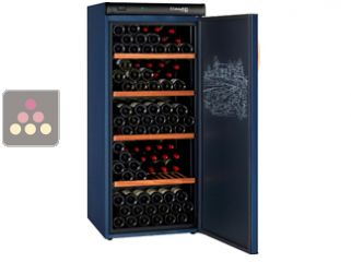 CLIMADIFF single-temperature wine ageing cabinet